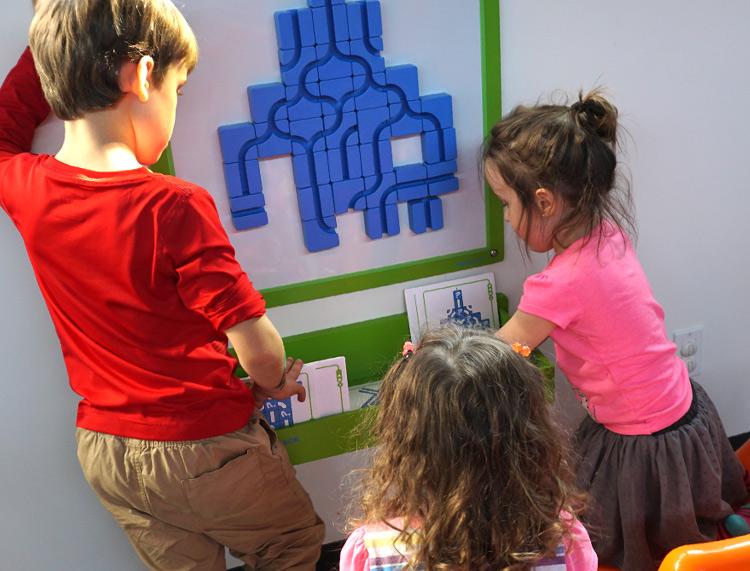 Jeux calme pour enfants sur la Rive-Sud de Montréal